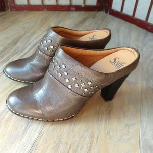 Sofft Studded Clogs